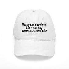 german chocolate cake (money) Baseball Cap