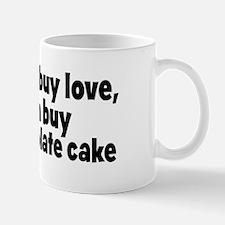 german chocolate cake (money) Mug