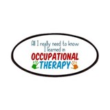 Occupational therapy Patches