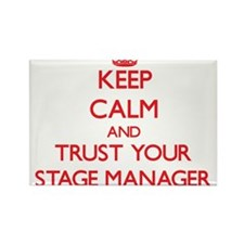 Keep Calm and trust your Stage Manager Magnets