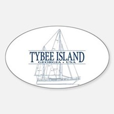 Tybee Island - Decal