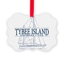 Tybee Island - Ornament