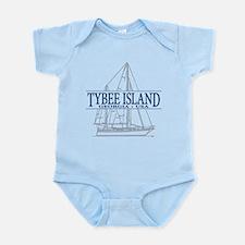 Tybee Island - Infant Bodysuit