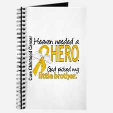 Childhood Cancer HeavenNeededHero1 Journal