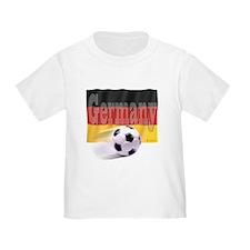 Soccer Flag Germany T