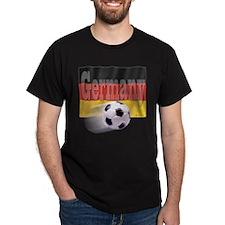 Soccer Flag Germany T-Shirt