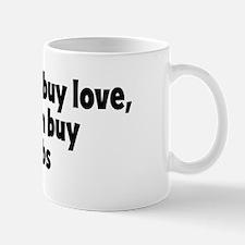 bbq ribs (money) Mug