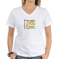 Childhood Cancer HeavenNeed Shirt