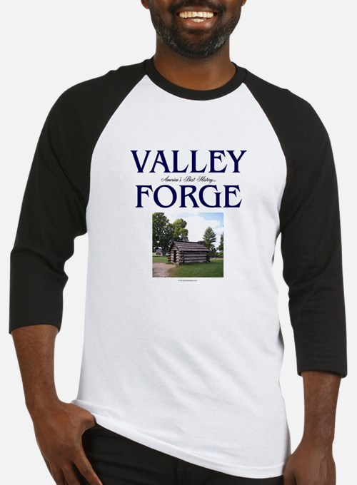 ABH Valley Forge Baseball Jersey