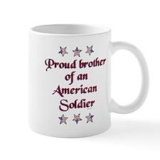 Proud Brother/Army Mug