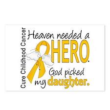 Childhood Cancer HeavenNe Postcards (Package of 8)