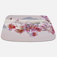 Cherry Blossoms Bathmat