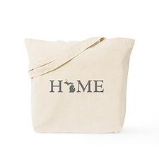 Michigan Home Tote Bag