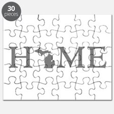 Michigan Home Puzzle