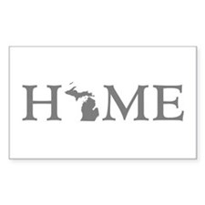 Michigan Home Decal