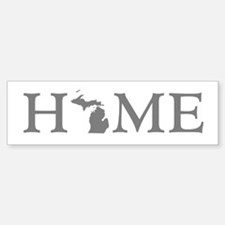 Michigan Home Bumper Bumper Sticker
