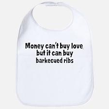 barkecued ribs (money) Bib