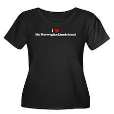 I Love Norwegian Lundehund T