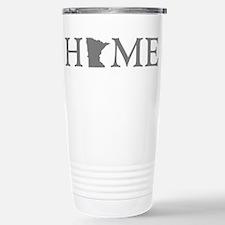 Minnesota Home Stainless Steel Travel Mug