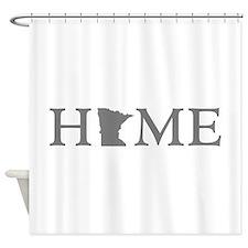 Minnesota Home Shower Curtain