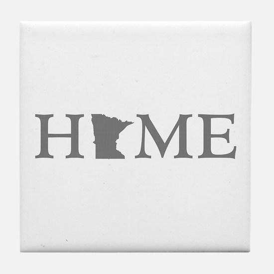 Minnesota Home Tile Coaster