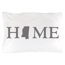 Mississippi Home Pillow Case