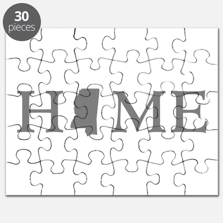 Mississippi Home Puzzle
