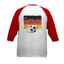 Soccer Flag Germany (B) Tee