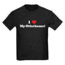 I Love Otterhound T