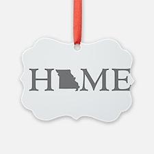 Missouri Home Ornament
