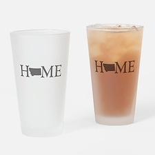 Montana Home Drinking Glass
