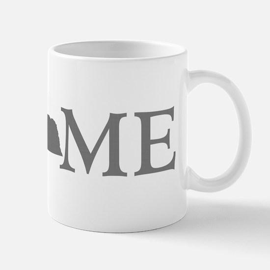 Nebraska Home Mug