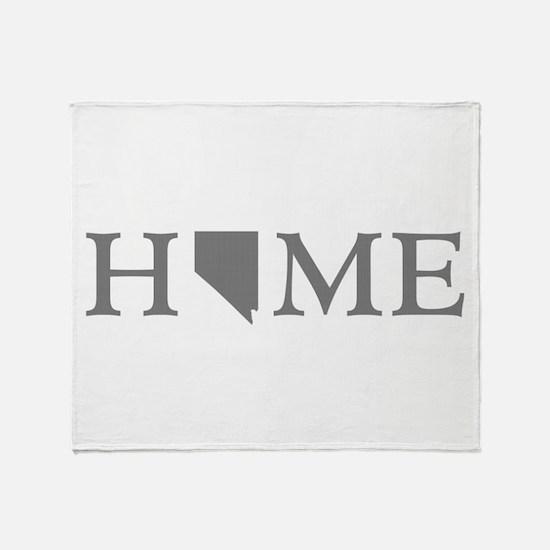 Nevada Home Throw Blanket