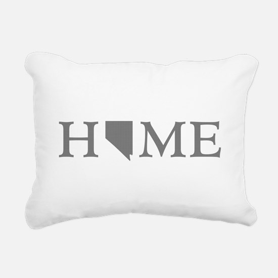 Nevada Home Rectangular Canvas Pillow