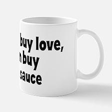 barbecue sauce (money) Mug