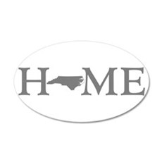 North Carolina Wall Decal