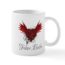 Triker Babe Mugs
