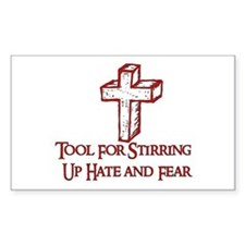 Hate Tool Decal