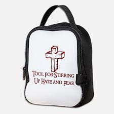 Hate Tool Neoprene Lunch Bag