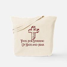 Hate Tool Tote Bag