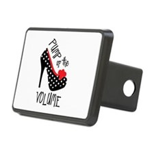 Pump up the Volume Hitch Cover