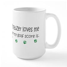 mini schnauzer Mugs