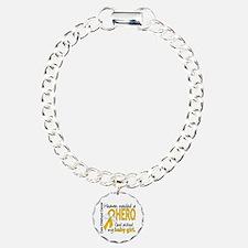Childhood Cancer HeavenN Bracelet