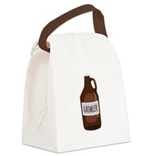 Growler Canvas Lunch Bag