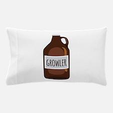 Growler Pillow Case