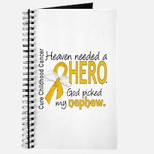 Childhood Cancer HeavenNeededHero1 Journal
