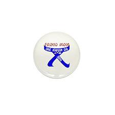 TKD Mom Son Mini Button (10 pack)