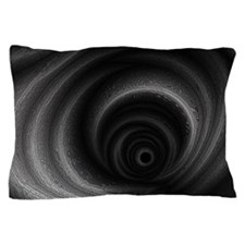Black Gravity Pillow Case