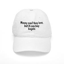 bagels (money) Baseball Cap