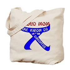 TKD Mom Daughter Tote Bag